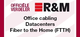 Office cabling Datacenters Fiber to the home